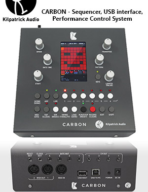 Kilpatrick Audio Carbon